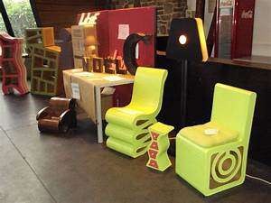 Meuble En Carton Design : meuble en carton papelao design ~ Melissatoandfro.com Idées de Décoration