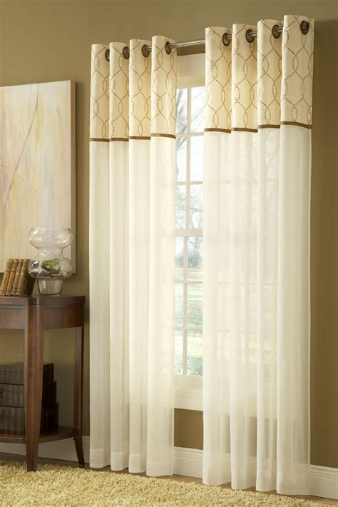 Grommet Curtains by Contempo Grommet Curtain Stylemaster View All Curtains