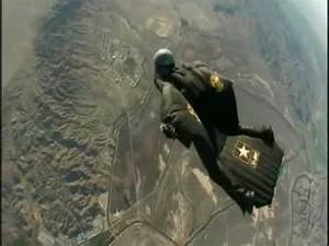 New wing-suit world record - YouTube