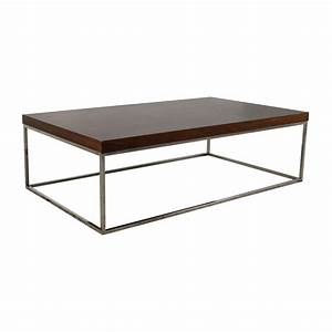 80 off west elm west elm copenhagen coffee table tables for West elm coffee table sale