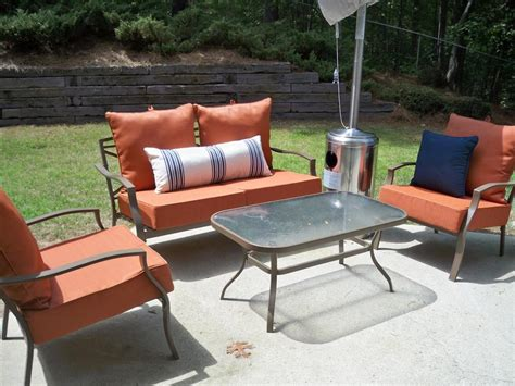patio replacement patio chair cushions home interior design