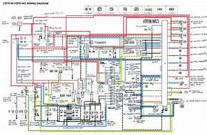 Complete Electrical Wiring Diagram Of Yamaha Yzf R1  59850