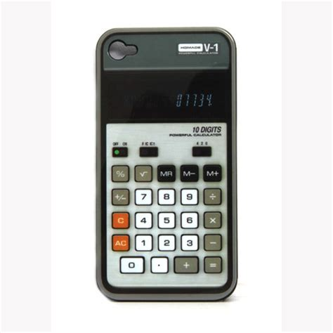 iphone calculator iphone 174 4 4s calculator cover