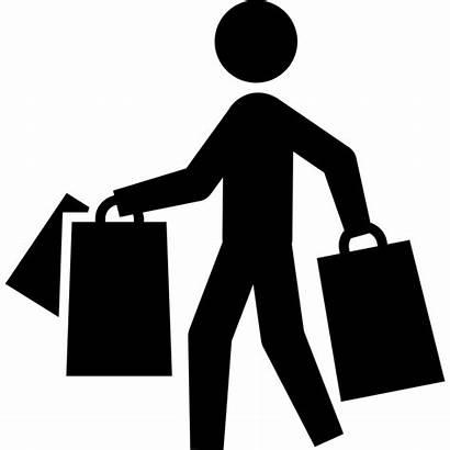 Shopping Icon Clipart Clip Consumer Retail Bike
