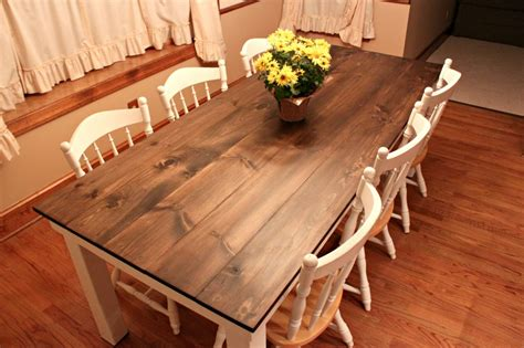 farmhouse style on a budget amazing farmhouse furniture how to build a dining room table 13 diy plans guide
