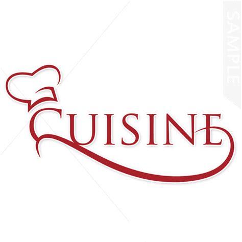 cuisine logo design