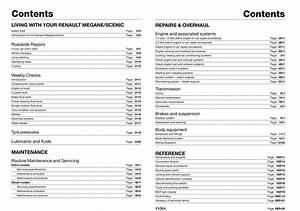 Instrukcja Renault Megane I Renault Scenic  1999