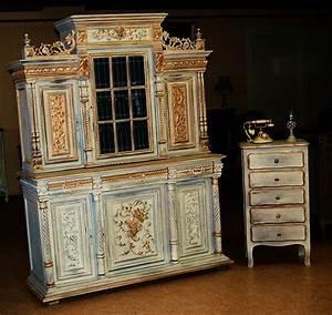 repeindre un vieux meuble en bois nouveaux modeles de maison With repeindre un vieux meuble en bois
