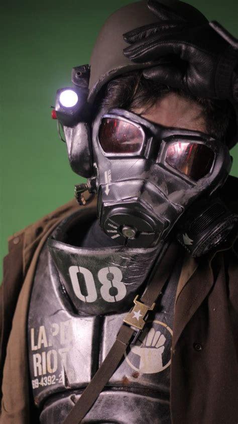 Preorder Fallout Ncr Ranger Mask Veterans Desert Ranger