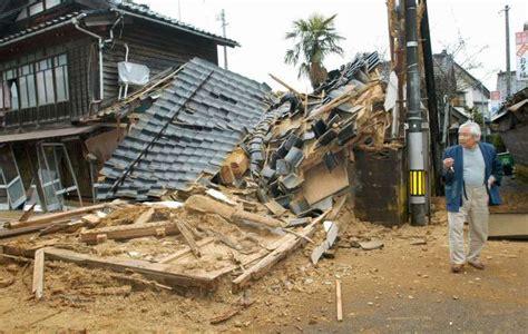 tremblement de terre au japon 25 mars 2007 l obs