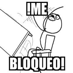 60s desk meme generator meme desk flip rage me bloqueo 20600608