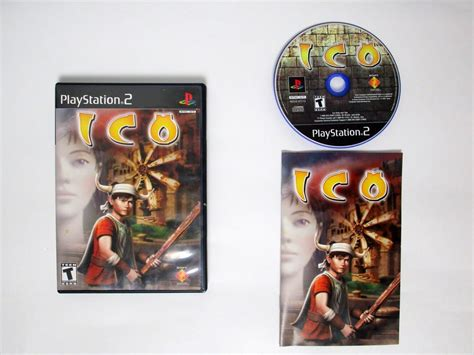 Ico Game For Playstation 2 Complete The Game Guy