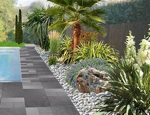 emejing galets jardin gironde images design trends 2017 With decoration jardin avec galets