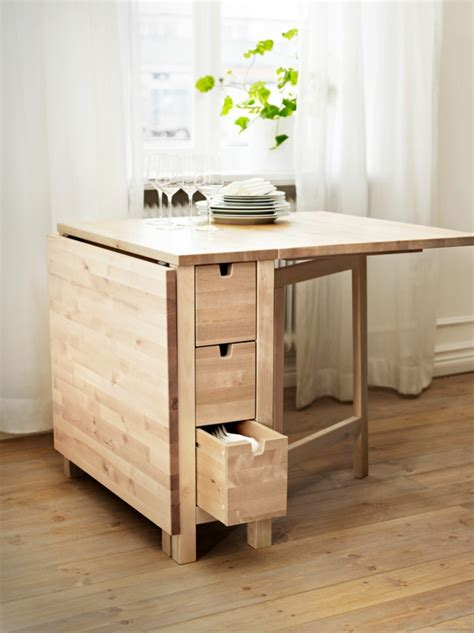 table de cuisine pliante but designs créatifs de table pliante de cuisine archzine fr
