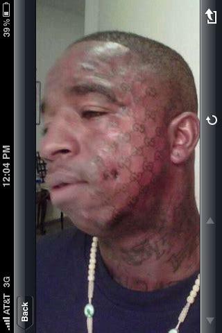 management tattoo face tattoos  words  describe