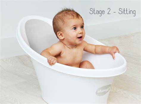 Baby Tub With Shower by Shnuggle Baby Bath