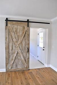 143 best images about rafterhouse interiors on pinterest for Custom barn door kits