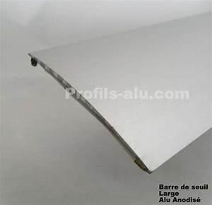 Barre De Seuil Large : barre de seuil alu anodis large adh sive ~ Dailycaller-alerts.com Idées de Décoration