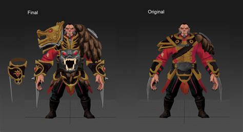 lycan concept art dota  wallpapers hd  desktop