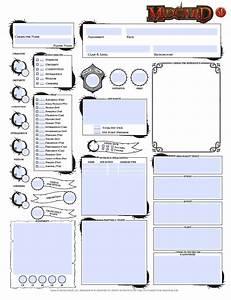 Dungeons And Dragons 5 Edition Deutsch Pdf Download : midgard character sheet 5th edition kobold press store ~ Orissabook.com Haus und Dekorationen