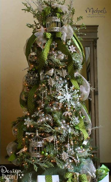 Jeweled Christmas Tree Forest