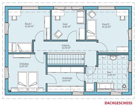Hanse Haus Variant 25192 Grundriss OG T