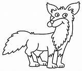 Raposa Coloring Caillou Renard Colorir Kleurplaat Soupe Fuchs Fox Colorear Imprimir Comptine Desenho Infantil Tilki Vos Pintar Desenhos Dessin Maternelle sketch template