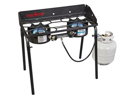 Camp Chef Explorer 2-burner Propane Stove Stoves Richmond 1000gt 100cm Gas Range Cooker Black Smoke Control Exempt How Long To Boil Fresh Corn On The Cob Stove Green Pine Korea Portable Stovetop Quartz Halogen Top Ge Spectra Oven Not Working Steamer Uk