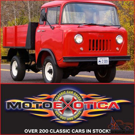 jeep cabover for sale jeep other fc150 cab over