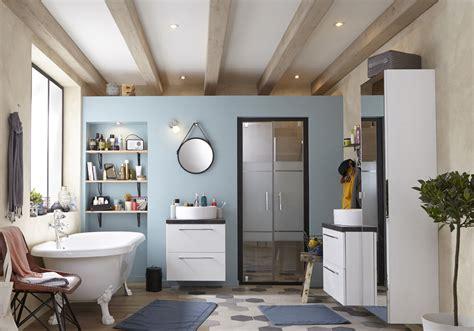 revetement sol salle de bain salle de bains 15 sols qui font la diff 233 rence d 233 coration
