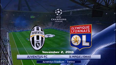 juventus  lyon    goals highlights