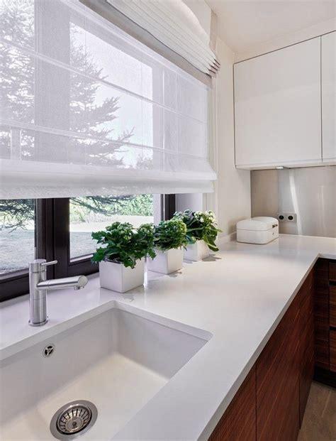rideaux de cuisine moderne 55 rideaux de cuisine et stores pour habiller les