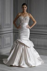 amazing monique lhuillier mermaid wedding dresses cherry With monique lhuillier wedding dresses