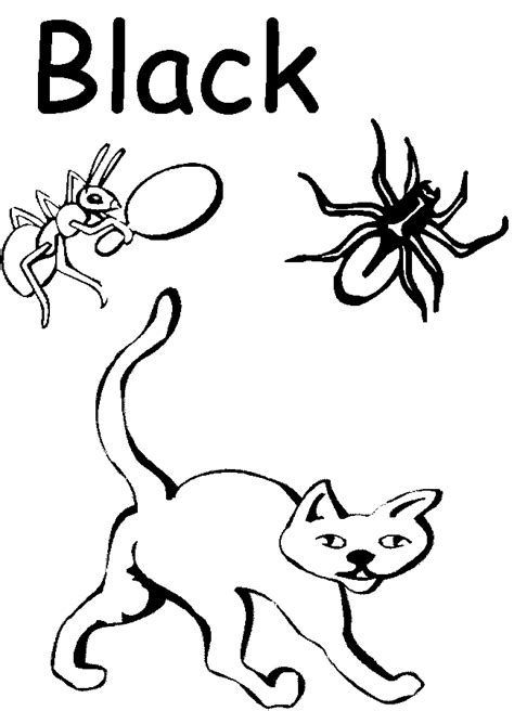colors coloring pages for preschool search 500 | 0593e09a82a187aea619454b1a7a338a
