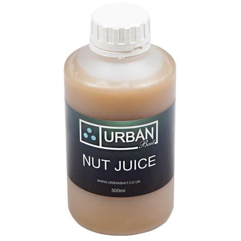 nut juice bait urban 500ml sticky
