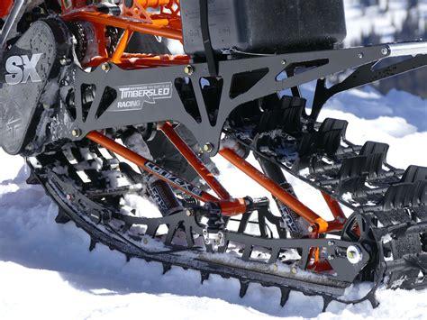 Timbersled Snowbike Conversion