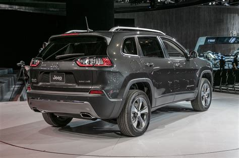 2019 Jeep Cherokee Limited  New Car Price Update And
