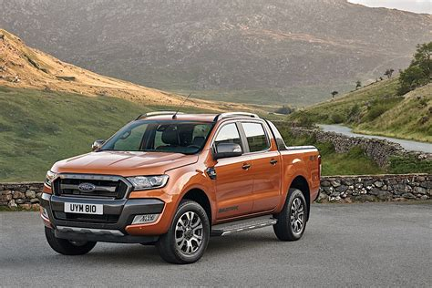 ford ranger double cab specs