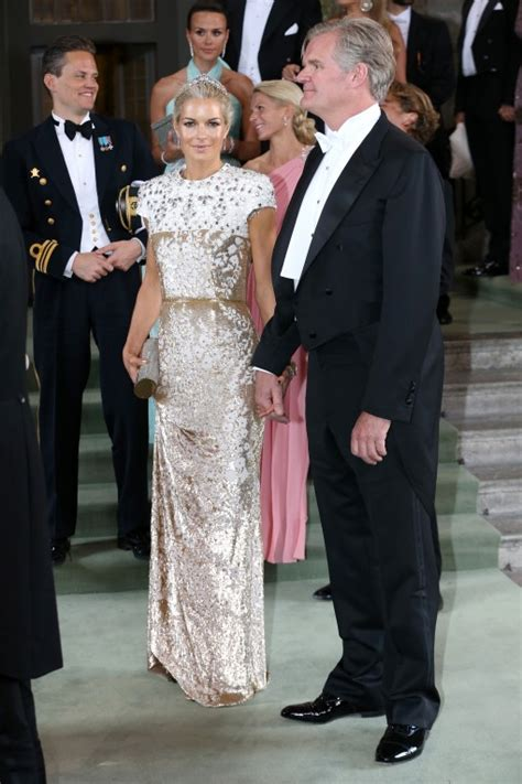 When his date went to the bathroom, he quickly cozied up to the tall slovenian beauty. Swedish Royal Wedding: Ceremony Guests Fugs and Fabs ...
