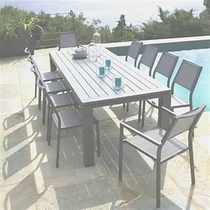 Table De Jardin Super U : salon de jardin pas cher en plastique leclerc fresh ~ Dailycaller-alerts.com Idées de Décoration