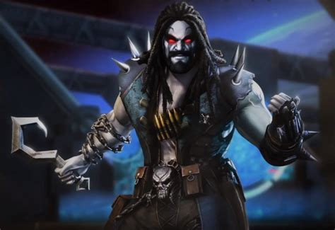 Disturbed The Guy Wallpaper Injustice Gods Among Us The History Of Lobo