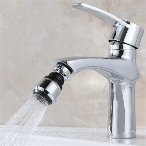 kitchen faucet swivel aerator new 360 swivel water saving kitchen tap aerator diffuser faucet filter connector