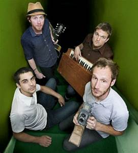 Featured Artist: Cold War Kids - College Cures