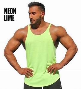 Style 725 Men s Y Back Stringer Tank Top ly 11 99