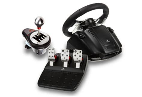 ps4 lenkrad mit kupplung und gangschaltung lenkr 228 der f 252 r konsolen kaufen