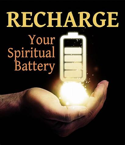 Battery Recharge Spiritual Need Low Warning Signs