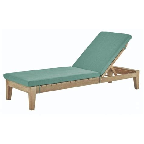 chaise turquoise eucalyptus outdoor turquoise chaise lounge patio chairs