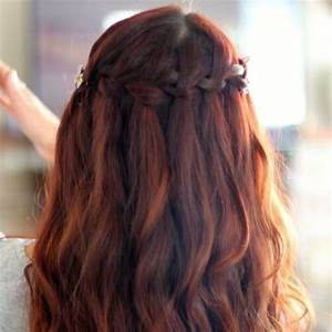 Dark Brown Hair With Dark Red Highlights - Hairs Picture ...
