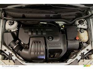2007 Pontiac G5 Standard G5 Model Engine Photos