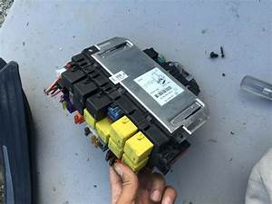 Chevy Truck Under Hood Fuse Relay Box